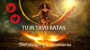 Thetahealing TU IR TAVO RATAS